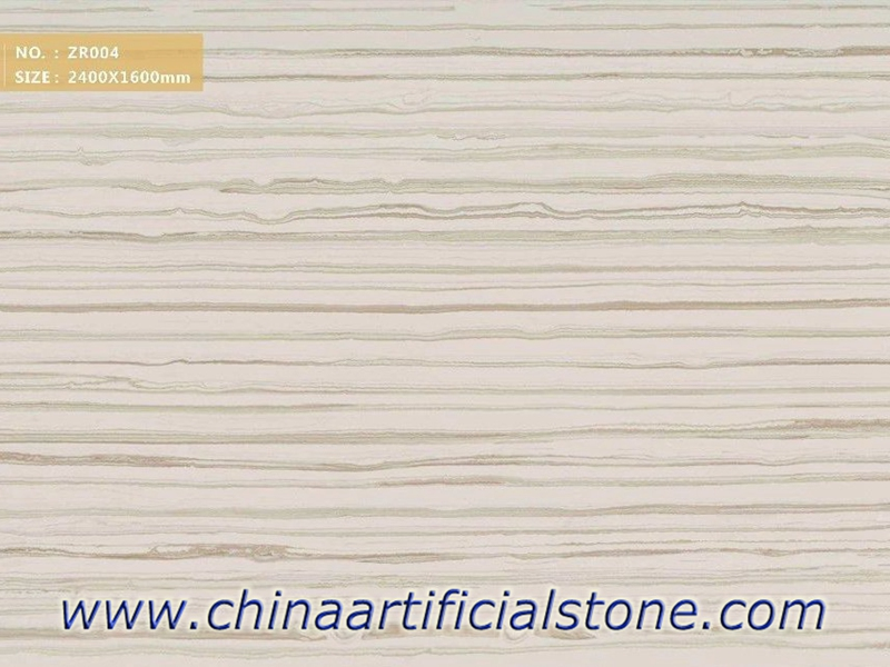 White Wood Vein Faux Onyx Sheets