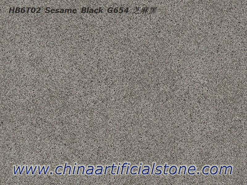 Sesame Black Porcelain Pavers