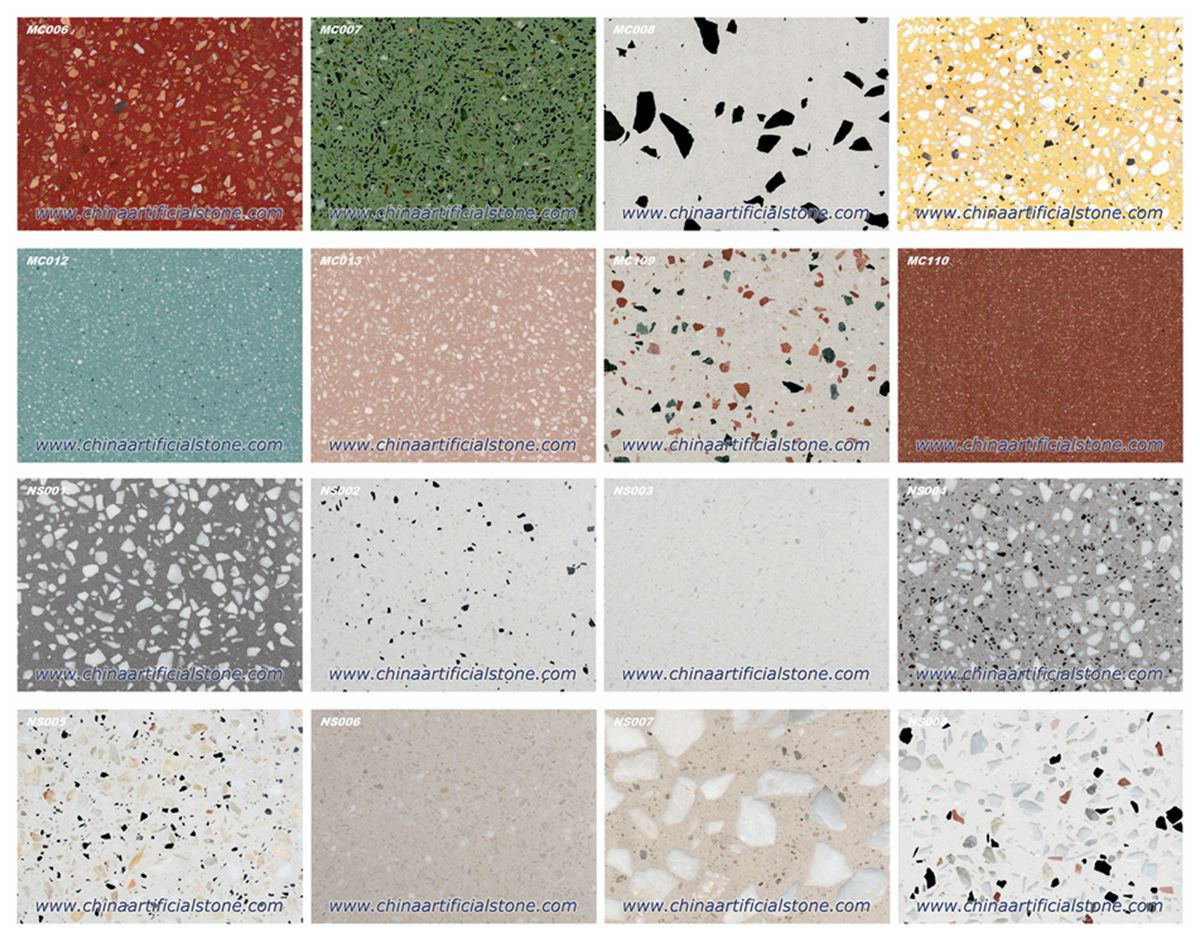 China Terrazzo Supplier